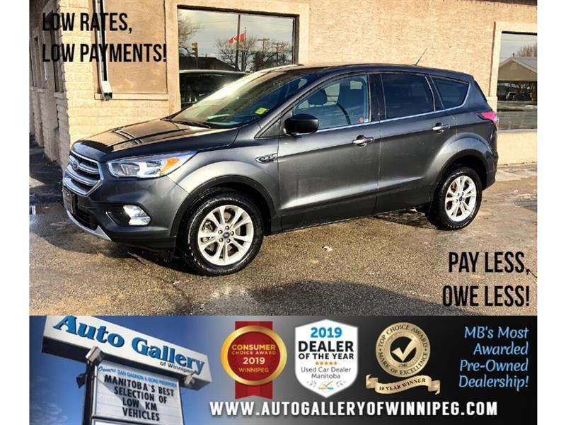 2017 Ford Escape SE *4X4/Htd Sts/B.tooth/Back.Cam #23991