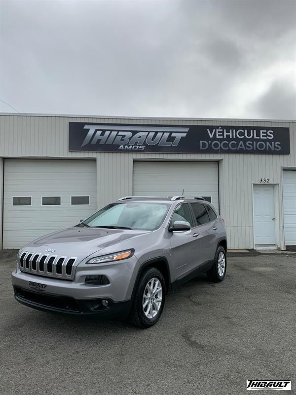 Jeep Cherokee 2018 North 4x4 #14635U