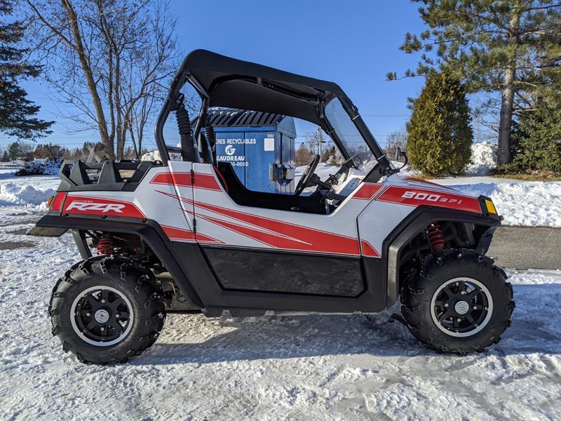 Polaris Ranger RZR 800 2012