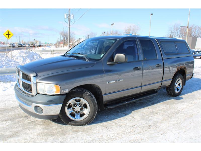 Dodge Ram 1500 2004 Quad Cab HEMI 5.7 6 PASSAGERS!!! #4993
