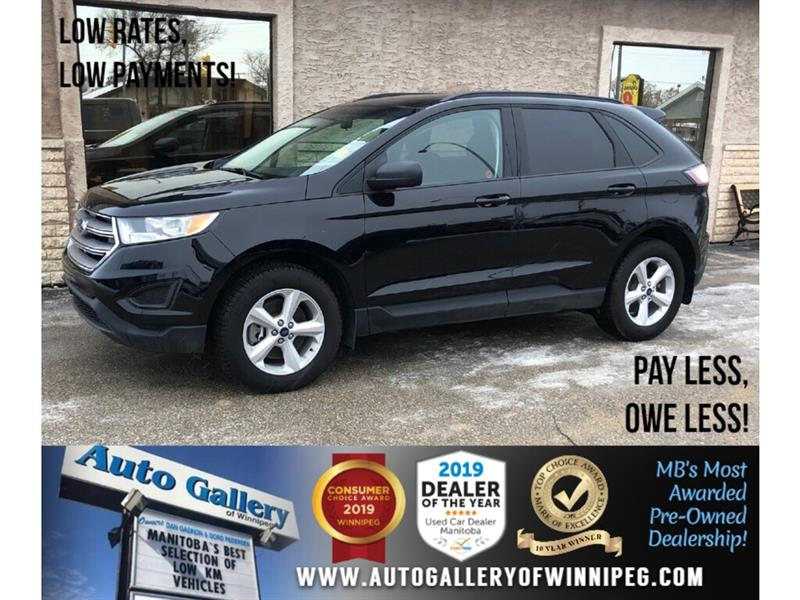 2018 Ford EDGE SE *AWD/Bluetooth/Backup Cam/2.0L #PR-23828