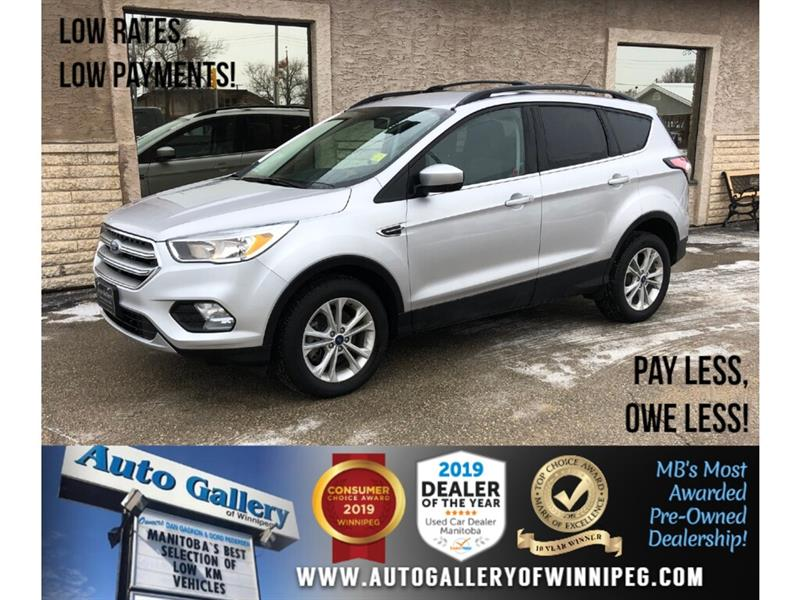 2017 Ford Escape SE *Local Unit/AWD/B.tooth/Htd Seats/Back.Cam #PR-23863