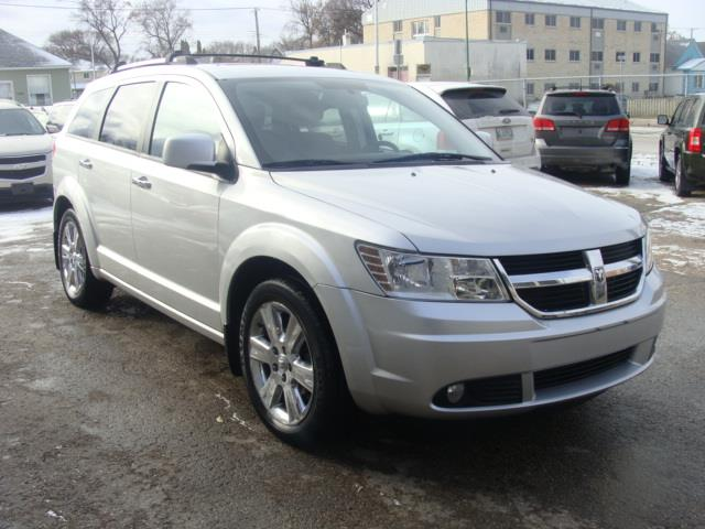 2010 Dodge Journey ALL WHEEL