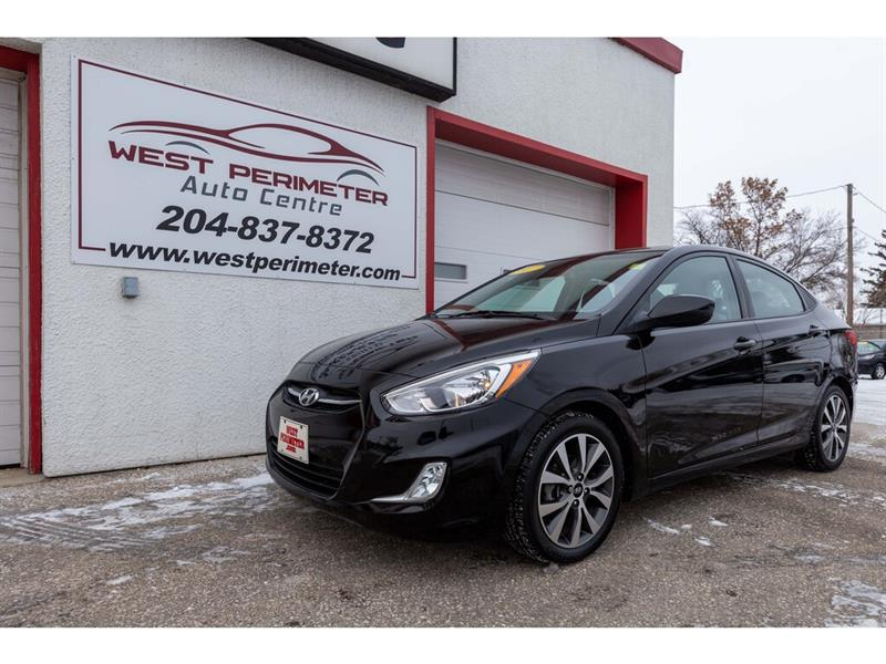 2017 Hyundai Accent *SE Sedan*S/Roof*Htd.Seats*Factory Warranty* #5516-1