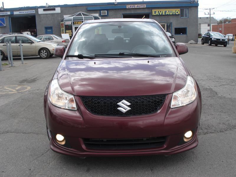Suzuki Sx4 Sedan 2009