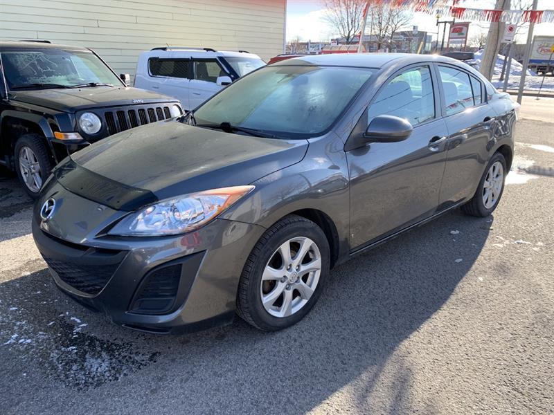 Mazda 3 2011 VENDU VENDU!!! #20-040