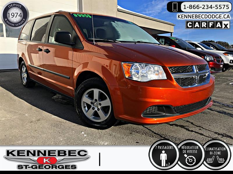 Dodge Grand Caravan 2011 4dr Wgn #05180A