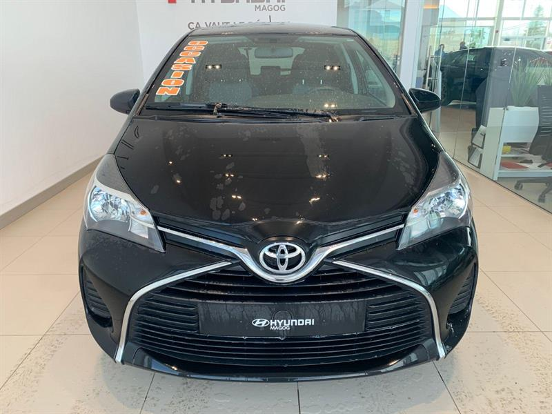 Toyota Yaris Hatchback 2