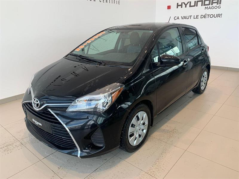Toyota Yaris Hatchback 3