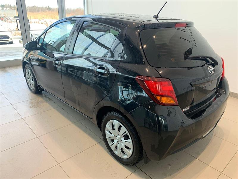 Toyota Yaris Hatchback 4