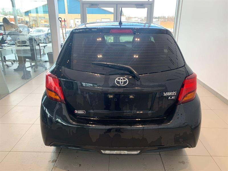 Toyota Yaris Hatchback 5