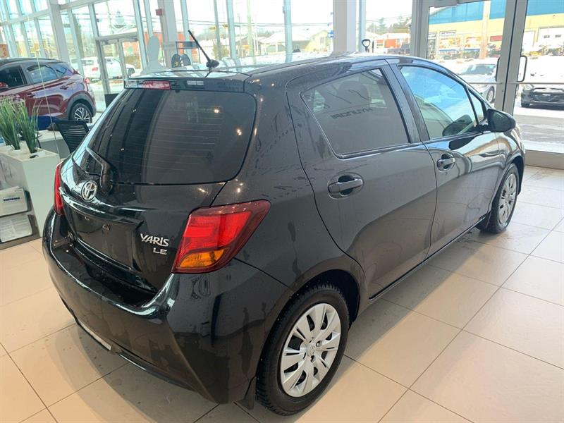 Toyota Yaris Hatchback 6