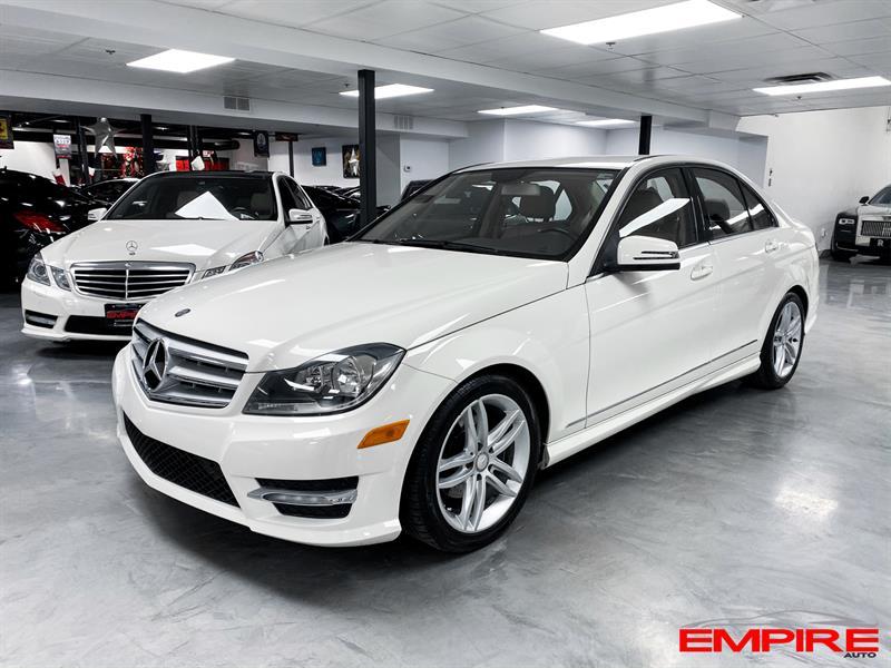 Mercedes-Benz Classe-C 2012 C250 4MATIC #SNA7428