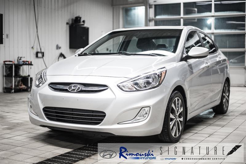 Hyundai Accent Sedan 3