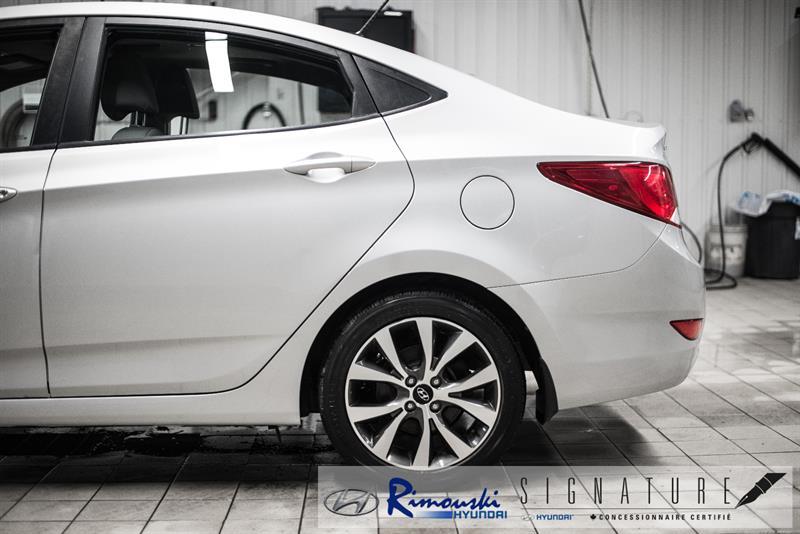 Hyundai Accent Sedan 7
