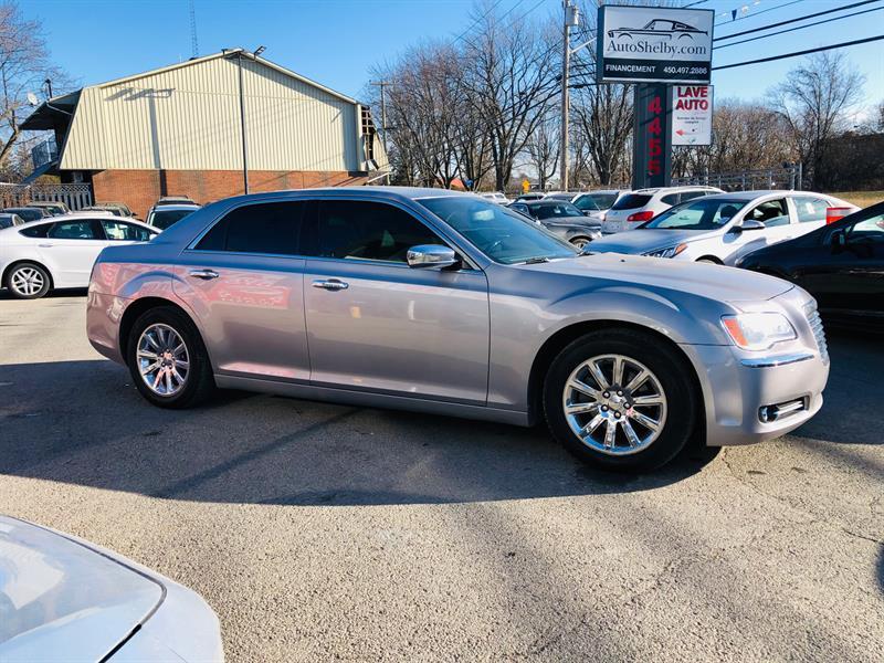 Chrysler 300 2014 300C-Air-Cuir-Toit-Navi-Mags-Siéges Chauffant  #8712