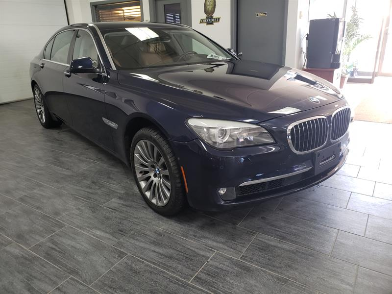 2012 BMW 7 Series AWD  xDrive #CC436924