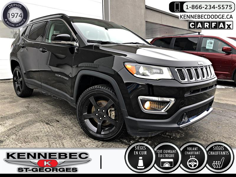 Jeep Compass 2017 4WD 4dr Limited #39305A