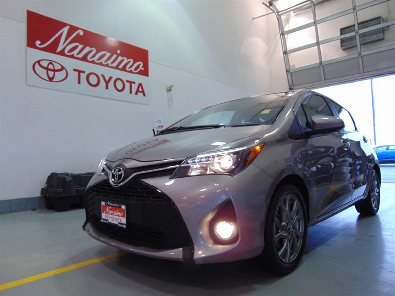 2015 Toyota Yaris SE #21606BX