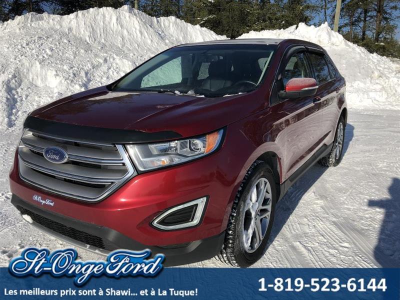 Ford EDGE 2015 Titanium, Traction intégrale TOIT pano #19-125A