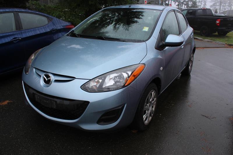 2013 Mazda 2 HB GX #12777B (KEY 50)