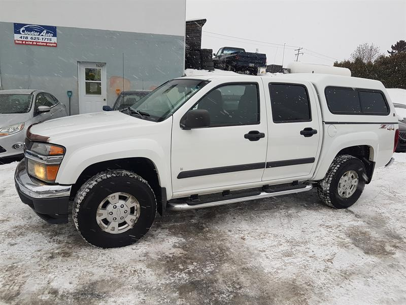 Chevrolet Colorado 2007 4WD Crew Cab 126.0 LT