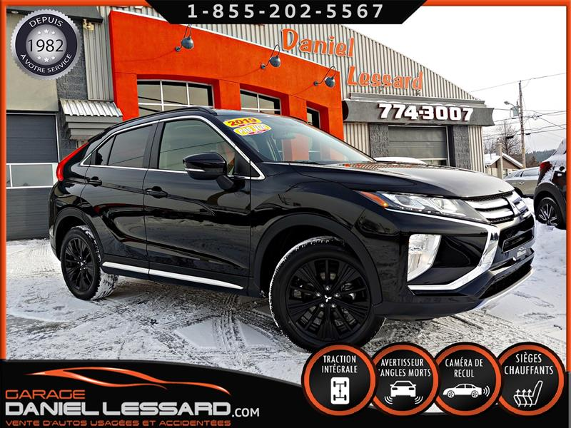 Mitsubishi Eclipse Cross 2019 S-AWC, CAM RECUL, ANGLE MORT, MAG 18 WOW #99731