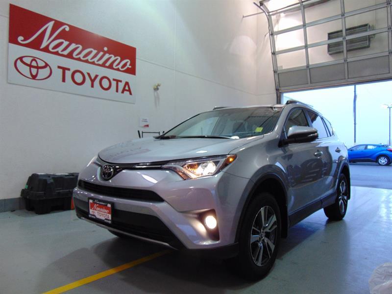2018 Toyota RAV4 FWD XLE #21873AX