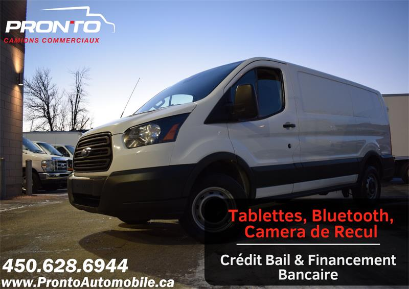 2015 Ford Transit Cargo Van T-250 ** FULL RACK ** OCCASION ** #1164