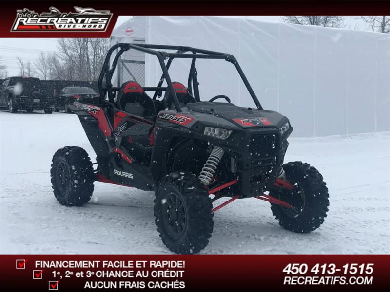 Polaris RZR XP 1000 2017