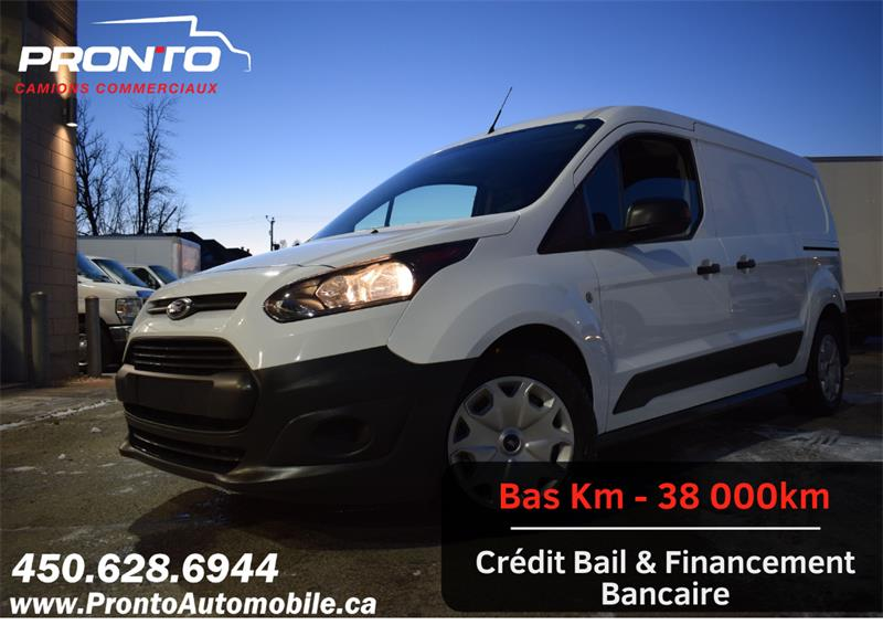 2015 Ford Transit Connect XL Dual Sliding Doors ** Tablettes et séparateur * #1165
