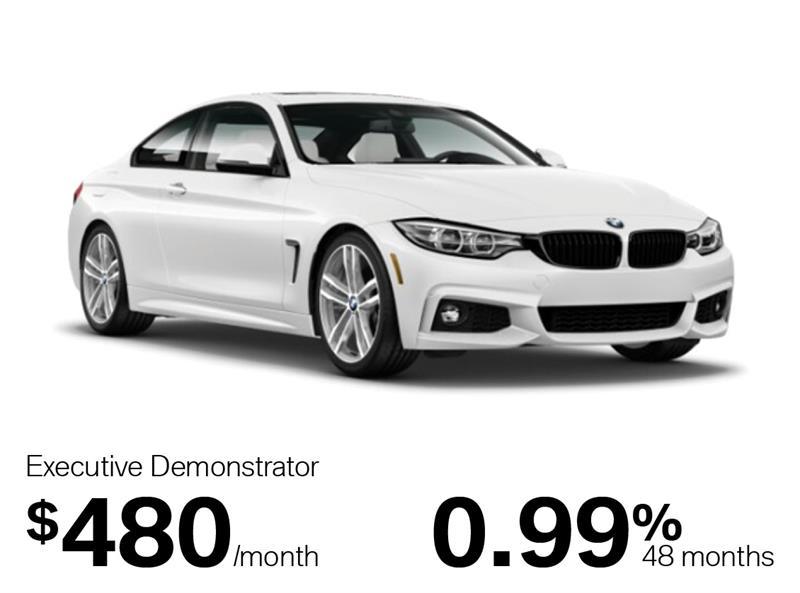 2019 BMW 4 Series 440i xDrive Coupe #K0087