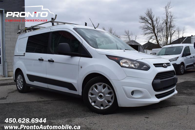 Ford Transit Connect 2017 XLT ** FULL RACK ** Dual Sliding Doors #1169