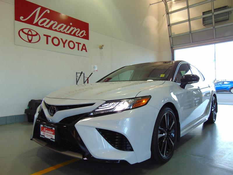 2019 Toyota Camry V6 XSE  #21845A