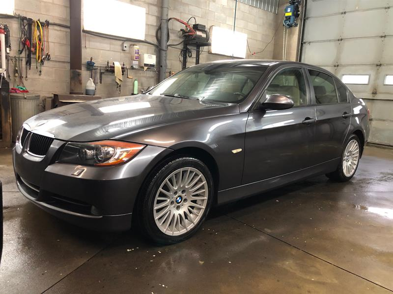 BMW 3 Series 2008 4dr Sdn 328xi AWD