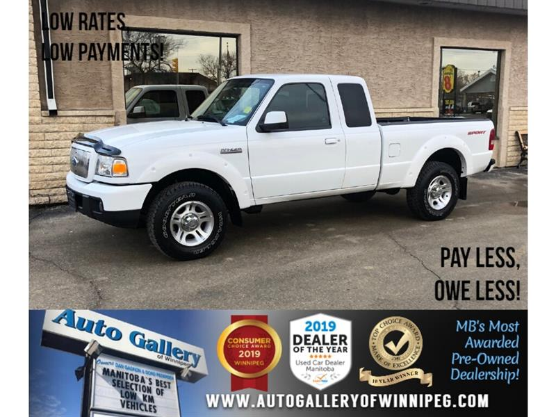 2007 Ford Ranger Sport *Local Trade/MB Vehicle/Accident-Free! #PR-23879A