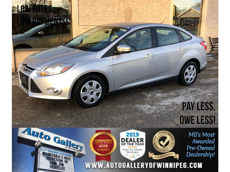 2013 Ford FOCUS SE *Local Trade/B.tooth/Htd Seats #24196A