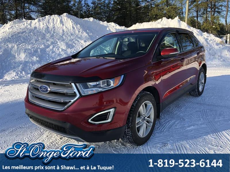 Ford EDGE 2016 SEL, Traction intégrale #19-660A