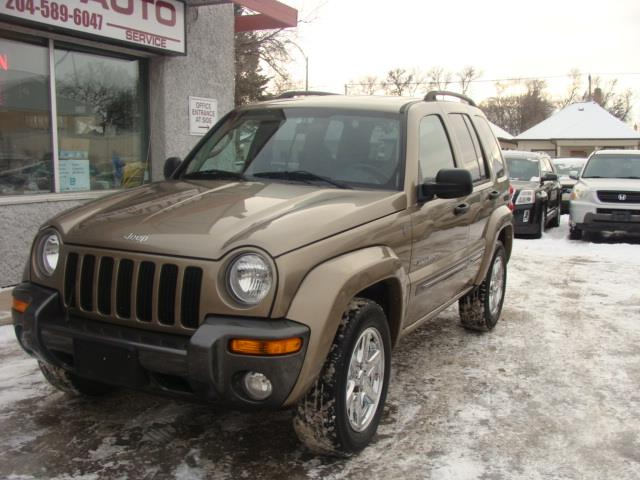 2004 Jeep Liberty ROCKY MOUNTAIN EDITION #1829