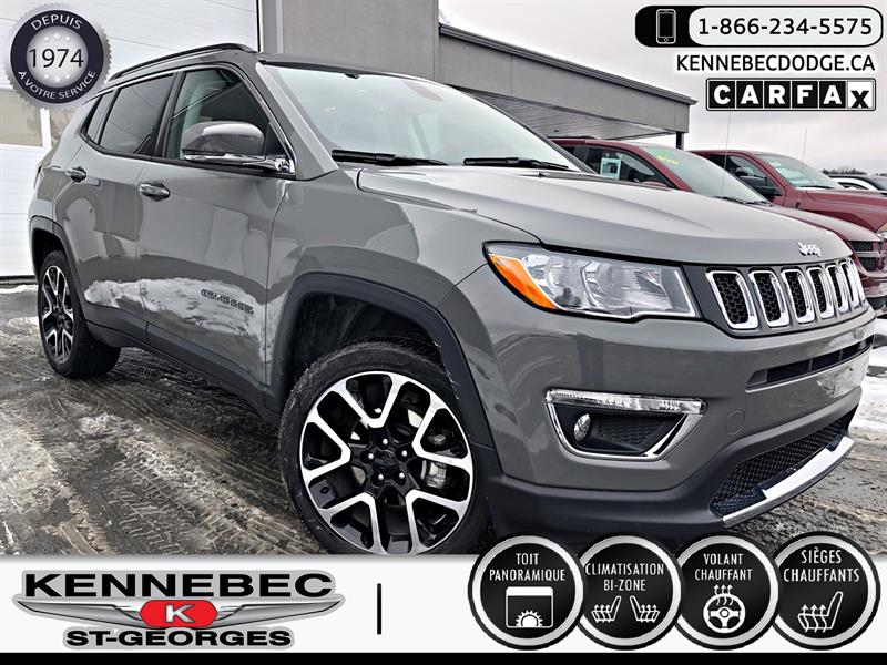 Jeep Compass 2019 Limited 4x4 #05203