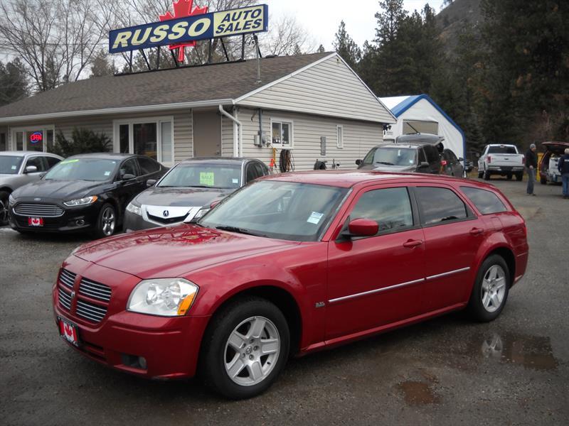 2007 Dodge Magnum SXT WGN #3447
