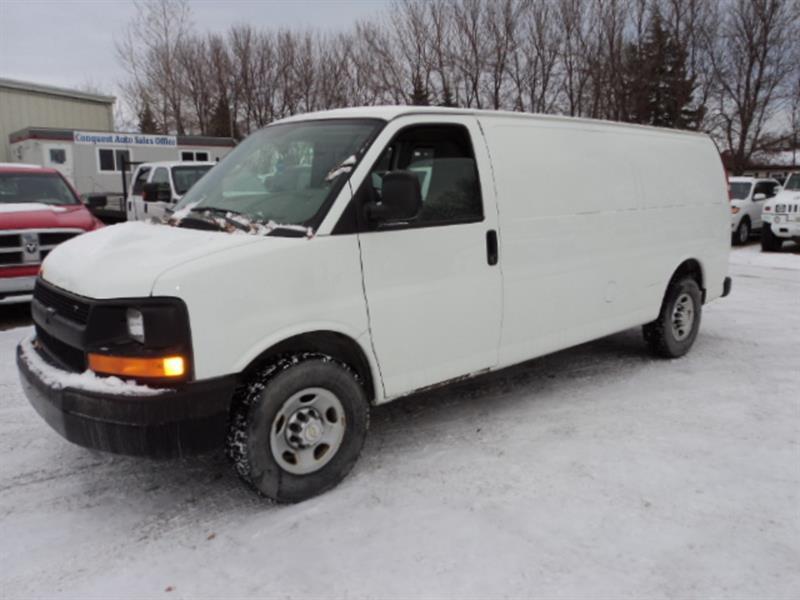 2010 Chevrolet Express 2500 #18-74A7747