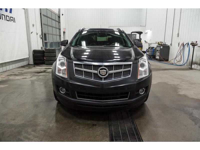 Cadillac SRX 4