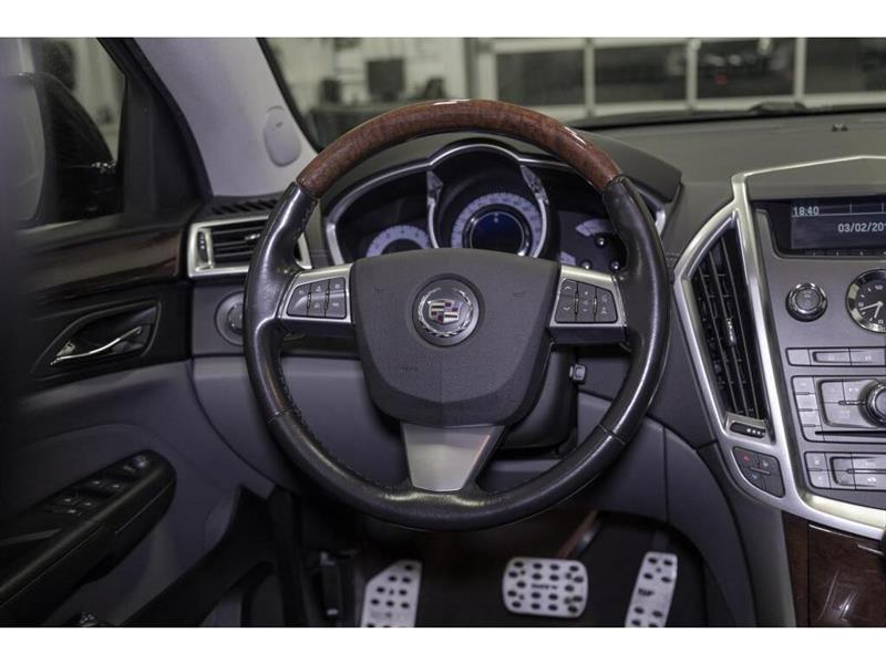 Cadillac SRX 22