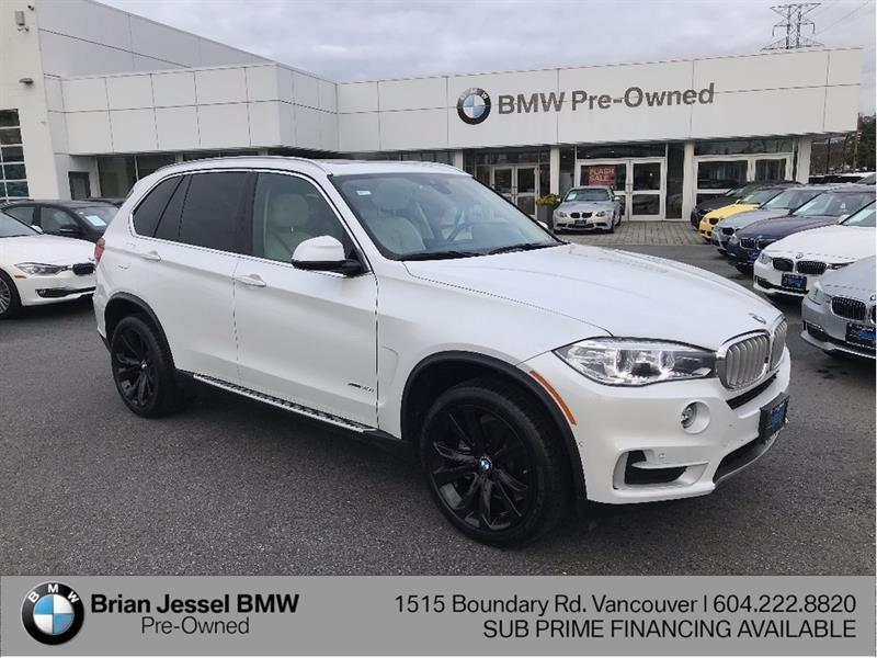 2018 BMW X5 - Premium Pkg, H/K Sound - #BP9139
