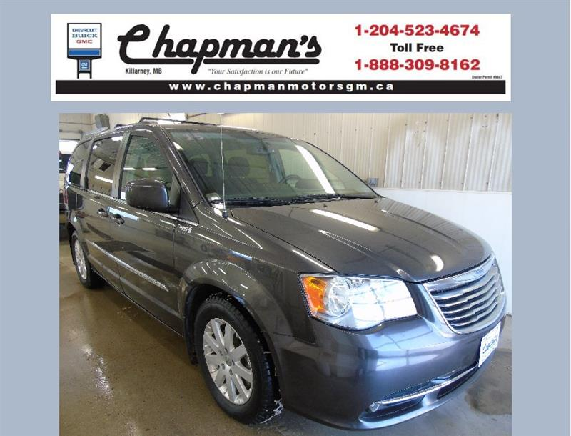 2015 Chrysler Town & Country Touring #19-201A