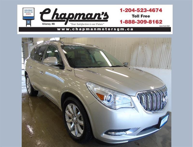2015 Buick Enclave Premium #19-090A