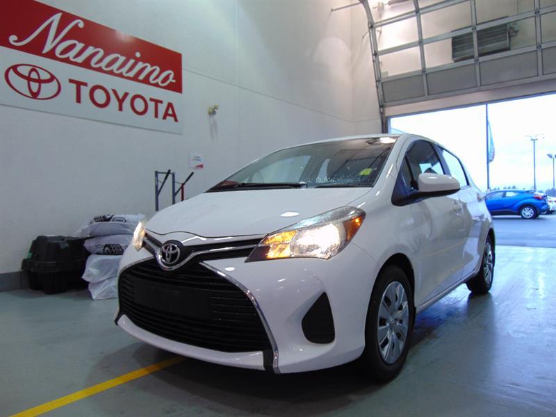 2015 Toyota Yaris LE 5-Door Hatchback #21885AX