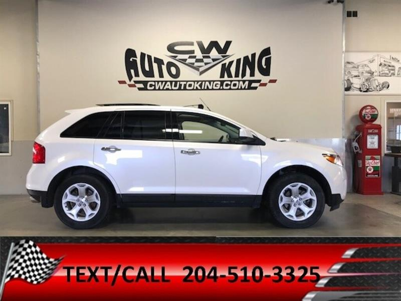 2011 Ford EDGE SEL/Low K/AWD/Heated Leather/Pan Roof/Remote Start #20042528