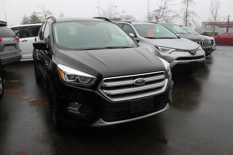 2017 Ford Escape 4WD SE #12672A (KEY 17)